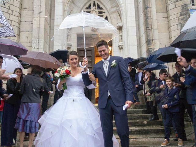 Le mariage de Florent et Maëlle à Besançon, Doubs 2