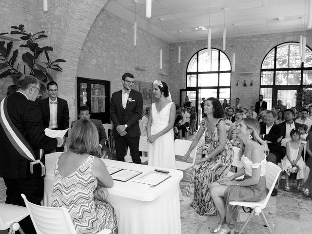 Le mariage de Martin et Justine à Cahors, Lot 22
