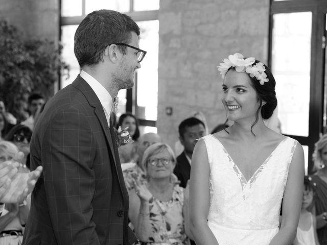 Le mariage de Martin et Justine à Cahors, Lot 23