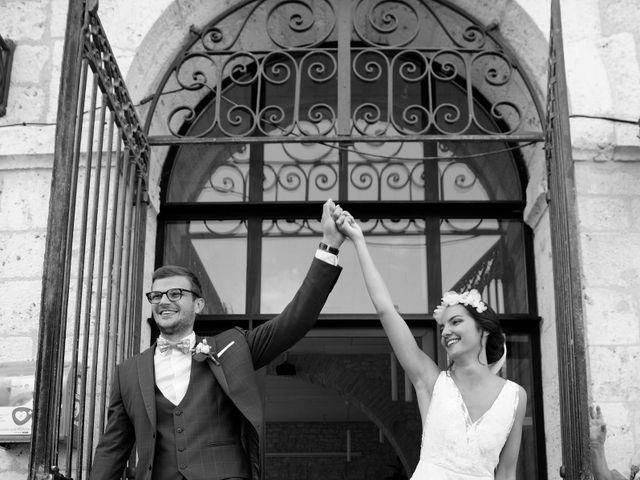 Le mariage de Martin et Justine à Cahors, Lot 24