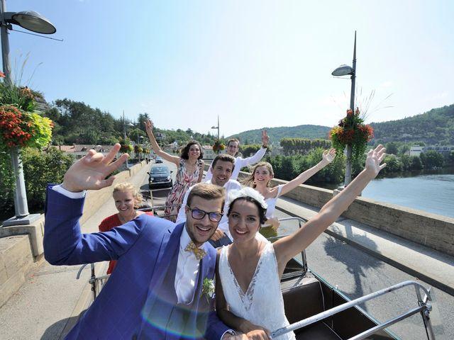 Le mariage de Martin et Justine à Cahors, Lot 28