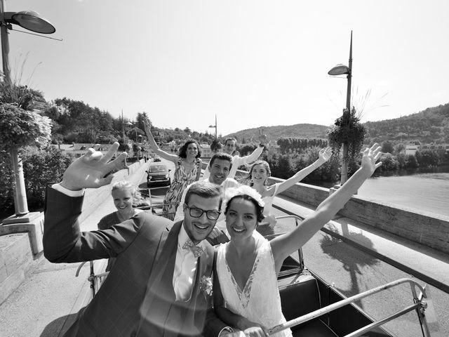 Le mariage de Martin et Justine à Cahors, Lot 29