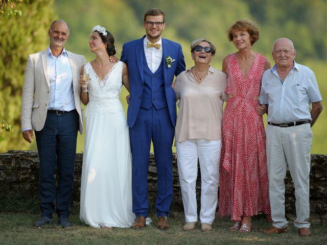 Le mariage de Martin et Justine à Cahors, Lot 44