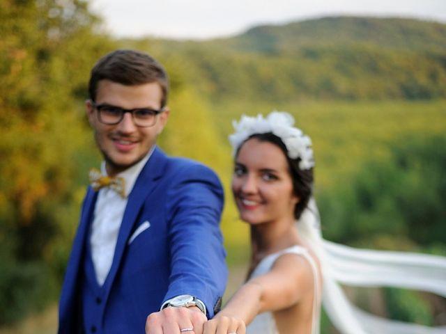 Le mariage de Martin et Justine à Cahors, Lot 49