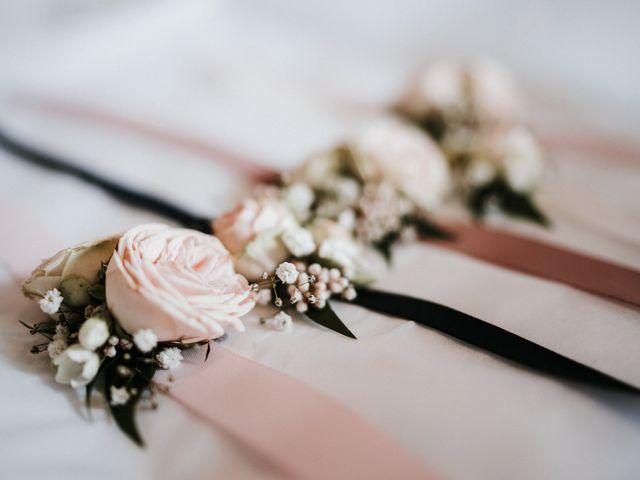 Le mariage de Manuel et Mathilde à Le Bocasse, Seine-Maritime 5