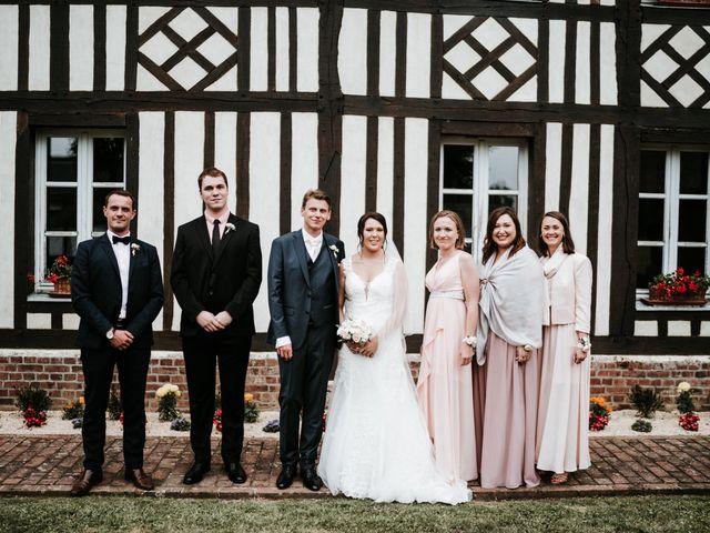 Le mariage de Manuel et Mathilde à Le Bocasse, Seine-Maritime 69