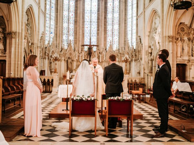 Le mariage de Manuel et Mathilde à Le Bocasse, Seine-Maritime 77