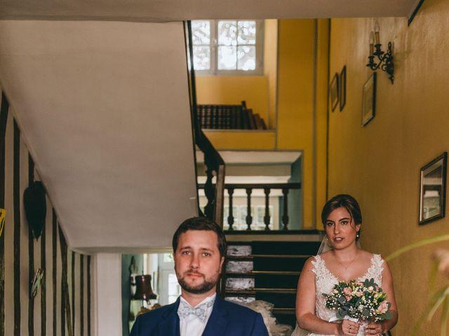 Le mariage de Geoffrey et Aude à Harquency, Eure 19