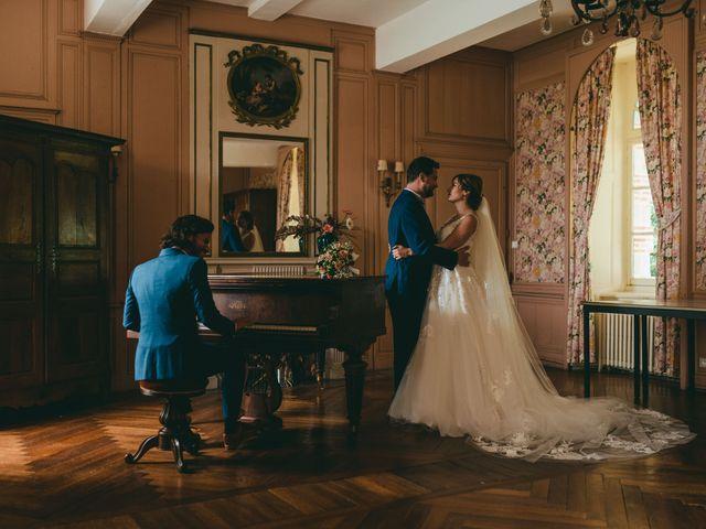 Le mariage de Aude et Geoffrey