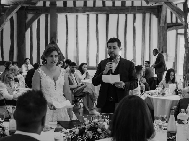 Le mariage de Geoffrey et Aude à Harquency, Eure 33