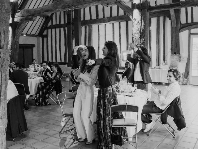 Le mariage de Geoffrey et Aude à Harquency, Eure 34