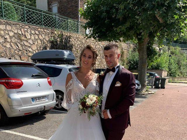 Le mariage de Yann et Élise à La Terrasse-sur-Dorlay, Loire 9