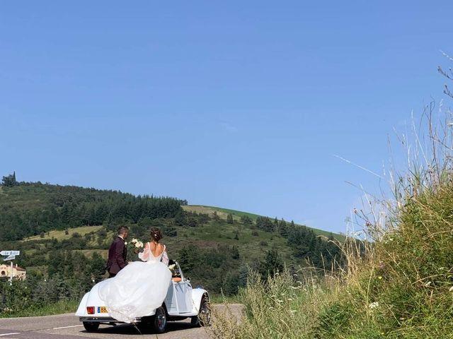Le mariage de Yann et Élise à La Terrasse-sur-Dorlay, Loire 14