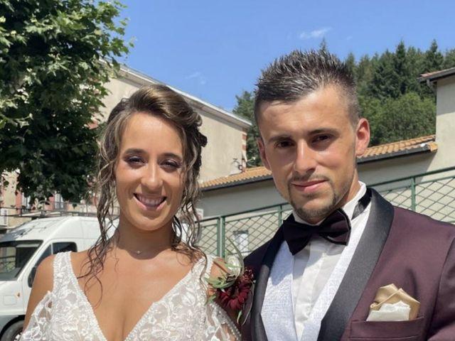 Le mariage de Yann et Élise à La Terrasse-sur-Dorlay, Loire 2