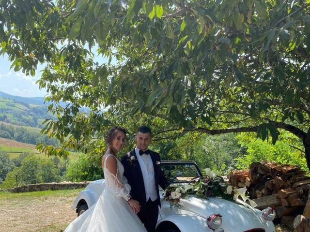 Le mariage de Yann et Élise à La Terrasse-sur-Dorlay, Loire 23