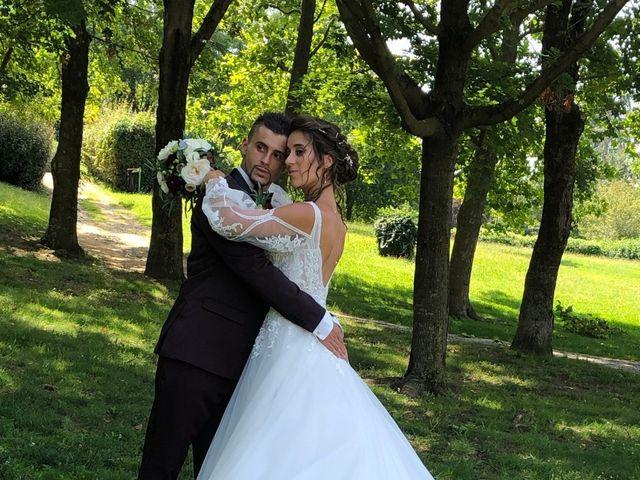 Le mariage de Yann et Élise à La Terrasse-sur-Dorlay, Loire 25