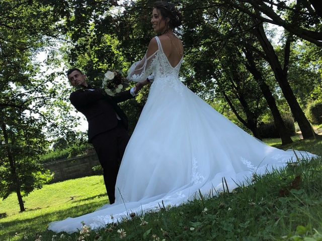 Le mariage de Yann et Élise à La Terrasse-sur-Dorlay, Loire 27