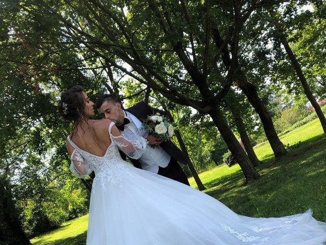 Le mariage de Yann et Élise à La Terrasse-sur-Dorlay, Loire 28
