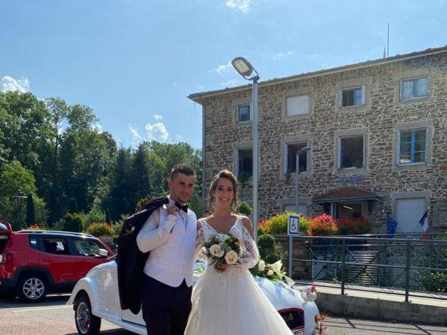 Le mariage de Yann et Élise à La Terrasse-sur-Dorlay, Loire 34