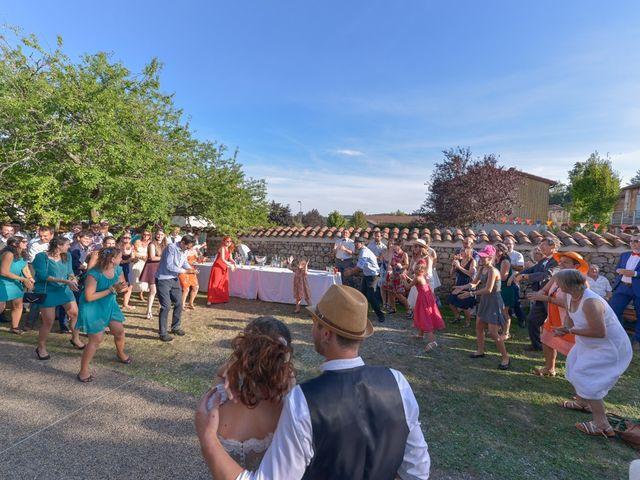 Le mariage de Joseph et Laure à Chomelix, Haute-Loire 7