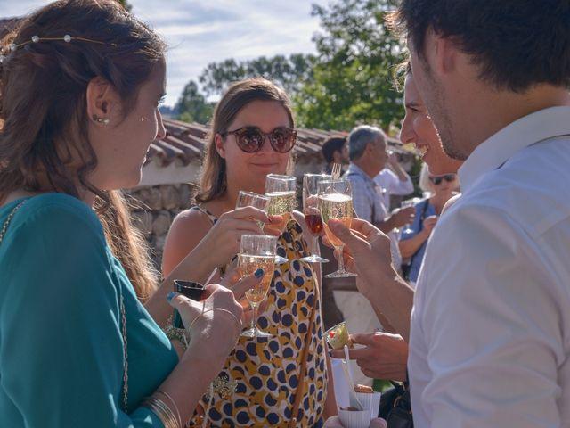 Le mariage de Joseph et Laure à Chomelix, Haute-Loire 8