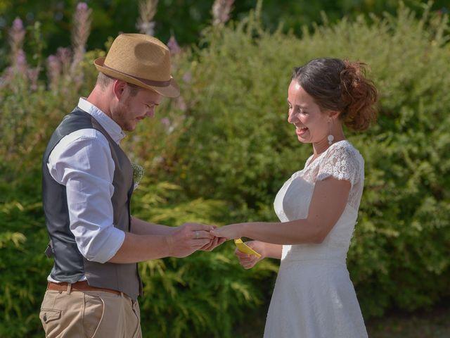 Le mariage de Joseph et Laure à Chomelix, Haute-Loire 15