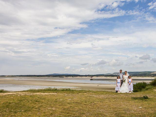 Le mariage de Samuel et Charlotte à Le Touquet-Paris-Plage, Pas-de-Calais 1