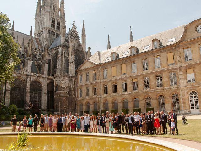 Le mariage de Nicolas et Madeline à Rouen, Seine-Maritime 2