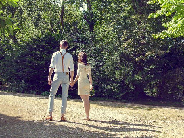 Le mariage de Nicolas et Madeline à Rouen, Seine-Maritime 8