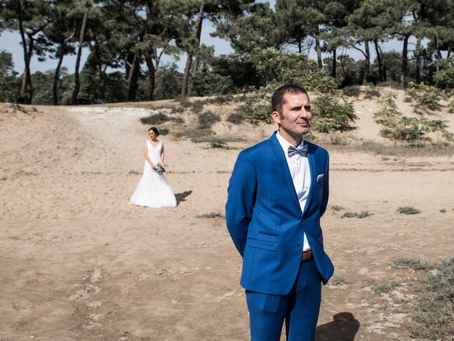 Le mariage de Benoît et Milène à La Tremblade, Charente Maritime 12