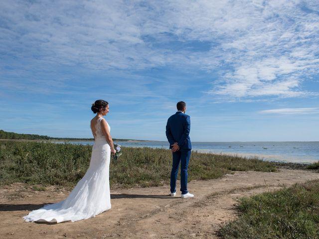 Le mariage de Benoît et Milène à La Tremblade, Charente Maritime 11