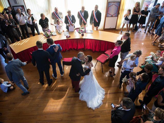 Le mariage de Benoît et Milène à La Tremblade, Charente Maritime 9