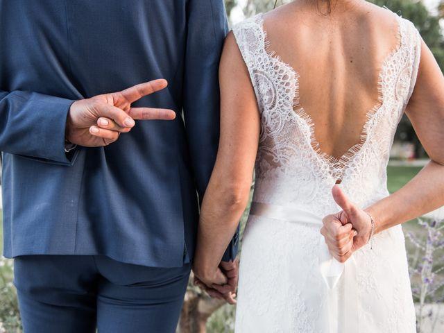 Le mariage de Benoît et Milène à La Tremblade, Charente Maritime 1