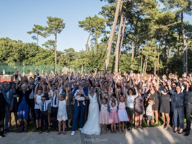 Le mariage de Benoît et Milène à La Tremblade, Charente Maritime 29