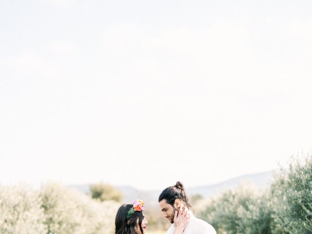 Le mariage de Bryan et Aurore à Aix-en-Provence, Bouches-du-Rhône 15