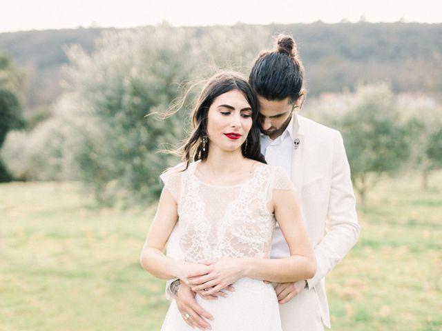 Le mariage de Bryan et Aurore à Aix-en-Provence, Bouches-du-Rhône 16