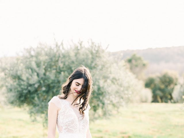 Le mariage de Bryan et Aurore à Aix-en-Provence, Bouches-du-Rhône 20