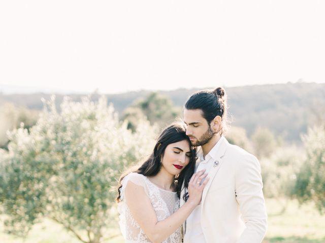 Le mariage de Bryan et Aurore à Aix-en-Provence, Bouches-du-Rhône 21