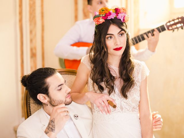 Le mariage de Aurore et Bryan