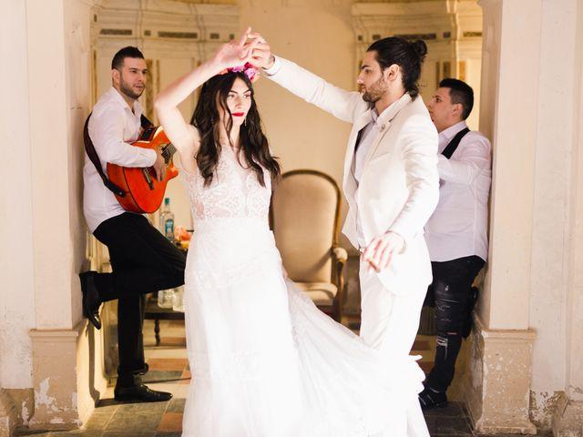 Le mariage de Bryan et Aurore à Aix-en-Provence, Bouches-du-Rhône 34