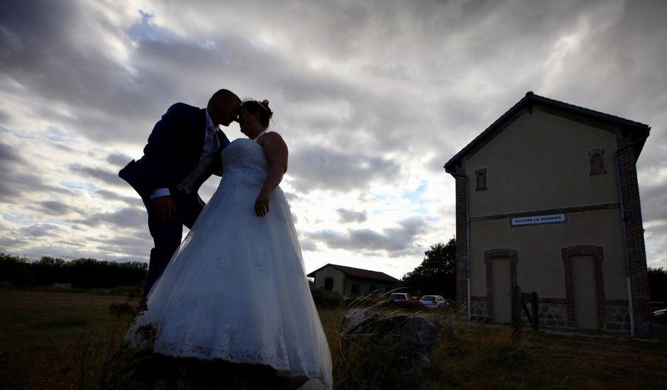 Le mariage de Régis et Cécile à Villiers-le-Morhier, Eure-et-Loir