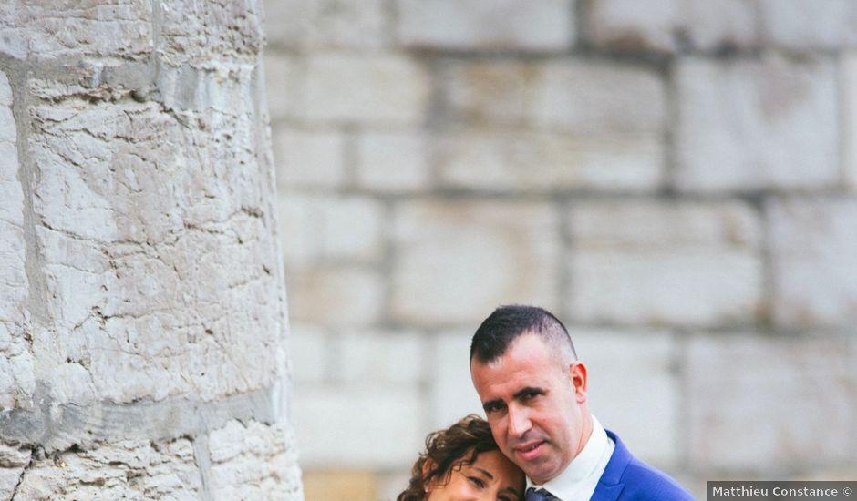 Le mariage de Cédric et Delphine à Aubagne, Bouches-du-Rhône