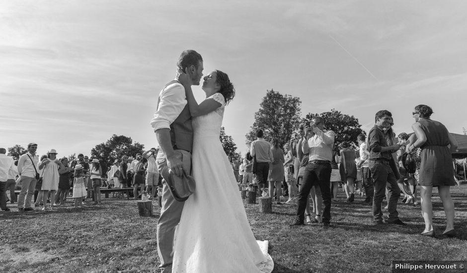 Le mariage de Joseph et Laure à Chomelix, Haute-Loire