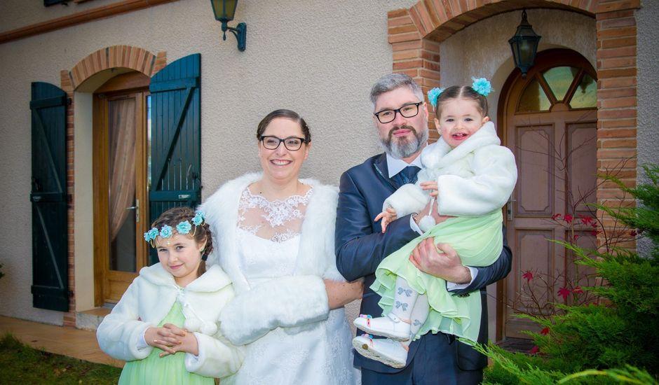 Le mariage de Luc et Sylvaine à Lauzerville, Haute-Garonne