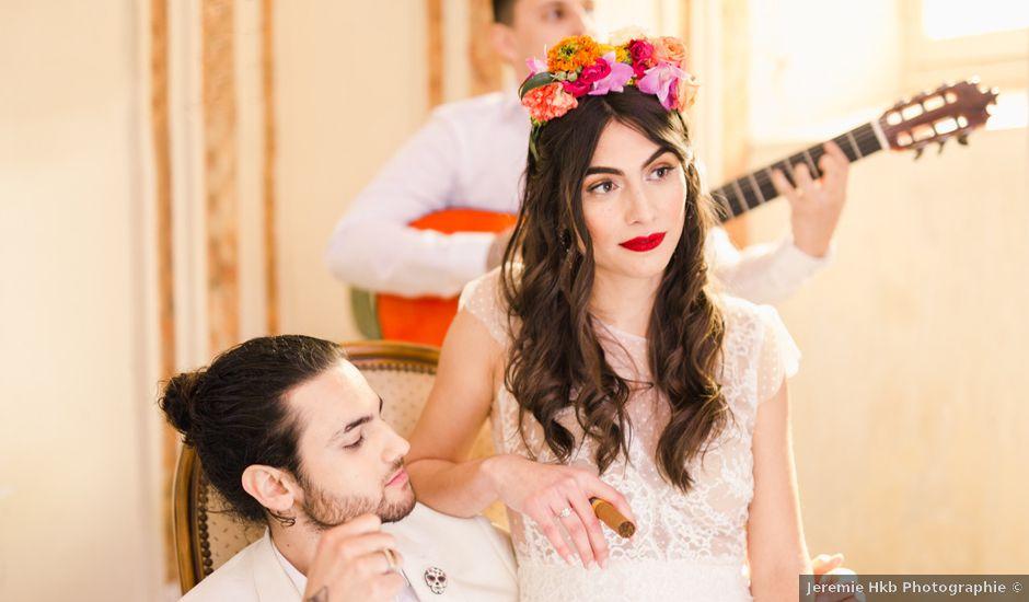 Le mariage de Bryan et Aurore à Aix-en-Provence, Bouches-du-Rhône