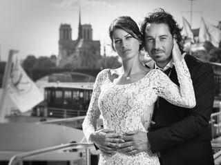 Le mariage de Amanda et Grégory