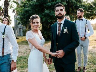 Le mariage de Marina et Guillaume
