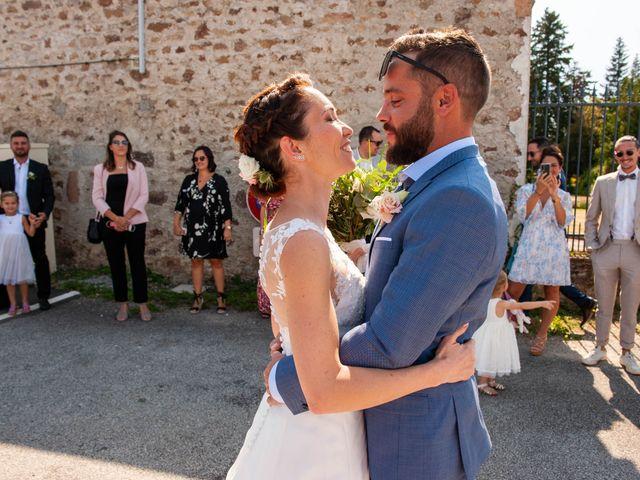 Le mariage de Anthony et Anaïs à Feytiat, Haute-Vienne 12