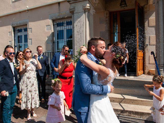 Le mariage de Anthony et Anaïs à Feytiat, Haute-Vienne 14