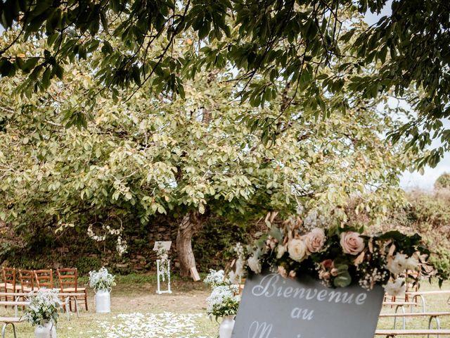 Le mariage de Laura et David à Le Pallet, Loire Atlantique 3
